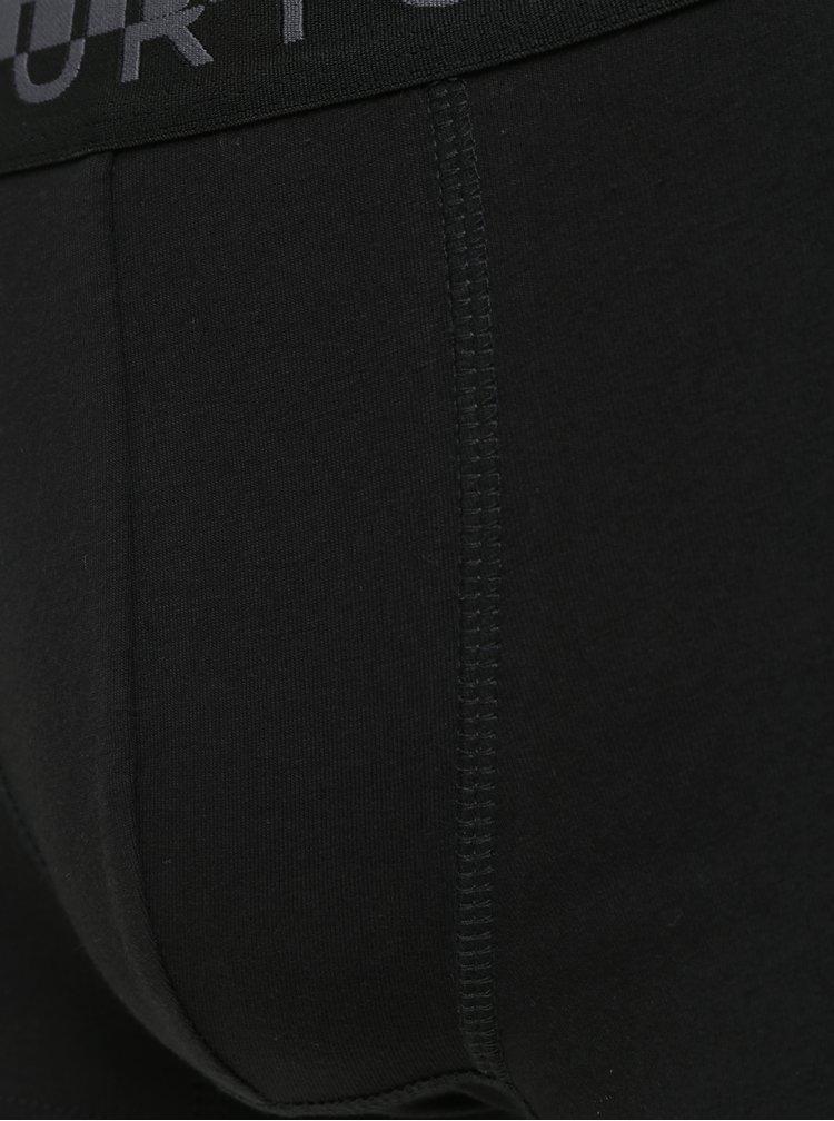 Balenie troch boxeriek v čiernej, sivej a vínovej farbe Burton Menswear London