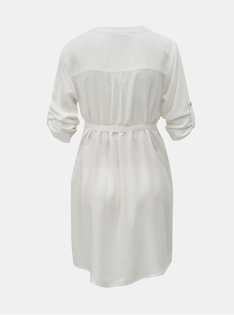 Tunica alba pentru femei insarcinate Mama.licious Mercy