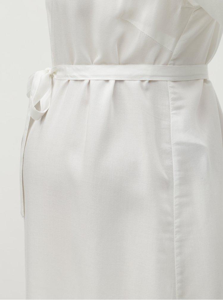 Bílá těhotenská tunika Mama.licious Mercy
