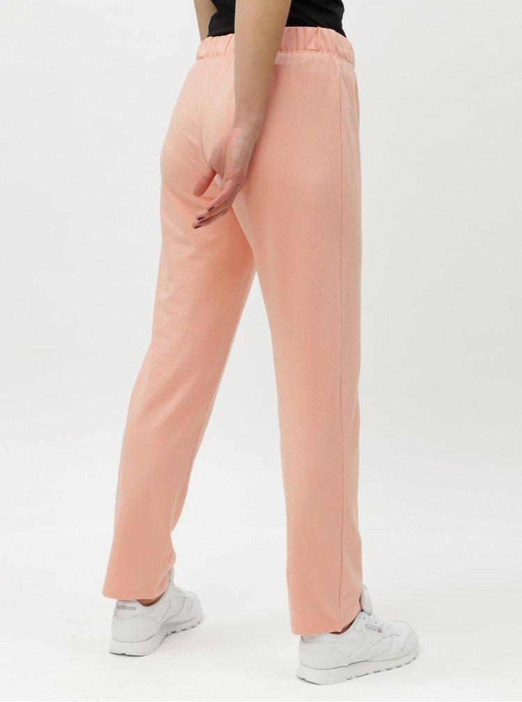 Pantaloni sport roz Noisy May Suki