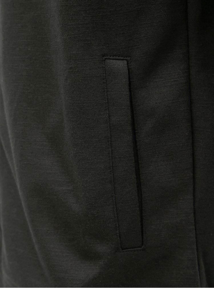 Šedo-černá mikina Jack & Jones Cervon