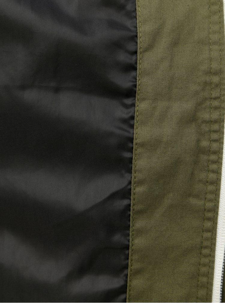 Khaki lehká bunda ONLY & SONS Asbjorn