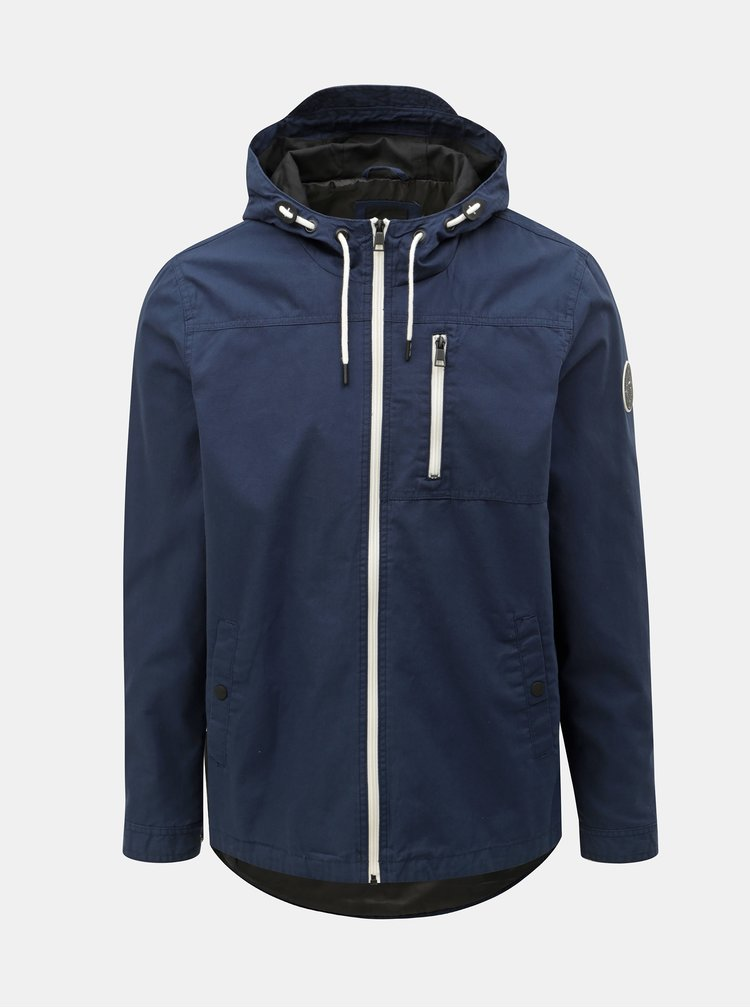 Tmavě modrá lehká bunda ONLY & SONS Asbjorn