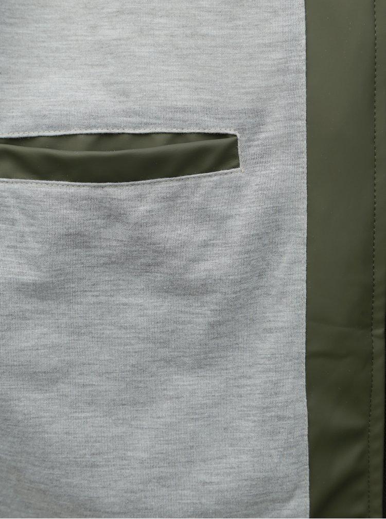 Khaki lehká bunda ONLY & SONS Aland