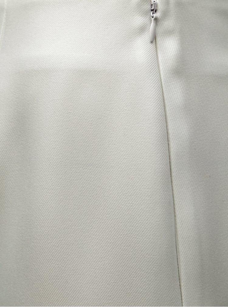 Bílá sukně Miss Selfridge Petites