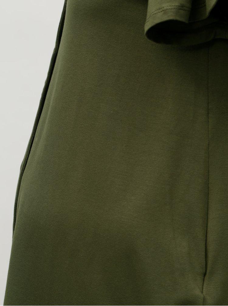 Tricou kaki pentru femei insarcinate Dorothy Perkins Maternity