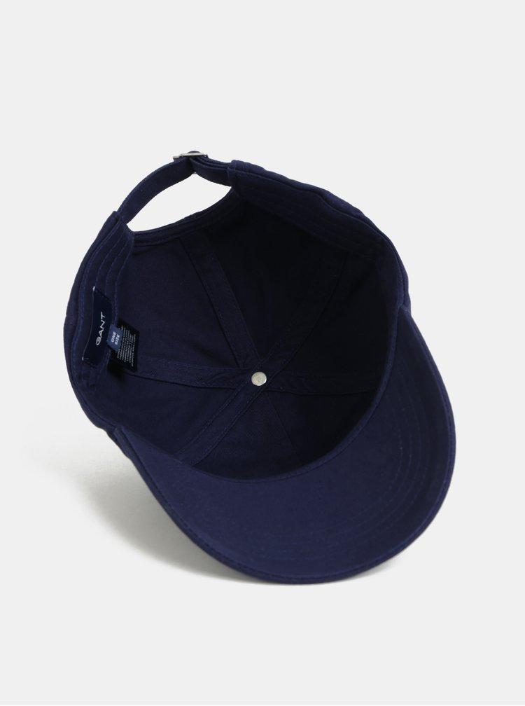 Tmavě modrá kšiltovka GANT