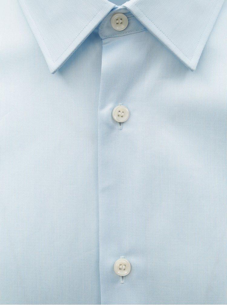 Camasa formala albastru deschis slim fit Selected Homme Pen-Pelle