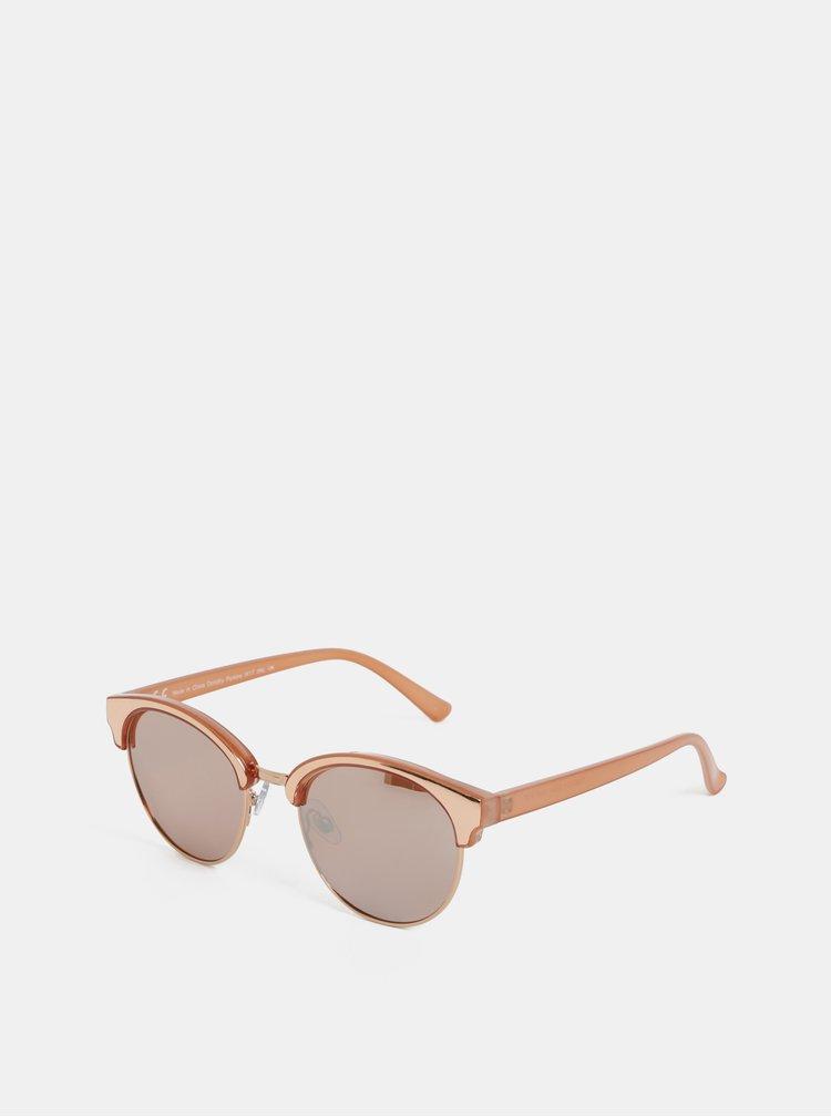 Ochelari de soare roz Dorothy Perkins