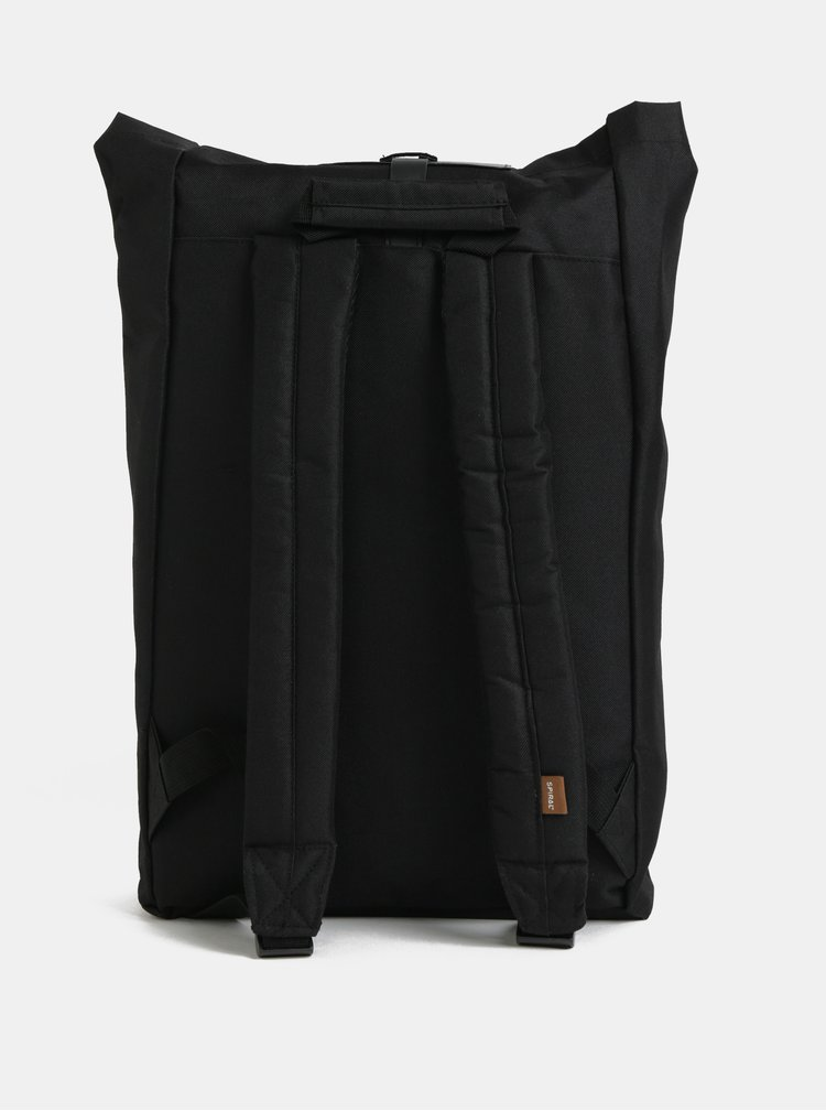 Černý batoh Spiral North 15 l