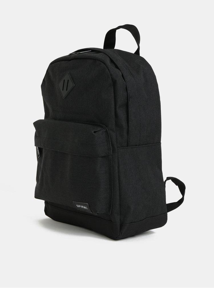 Černý batoh Spiral Mini 9 l