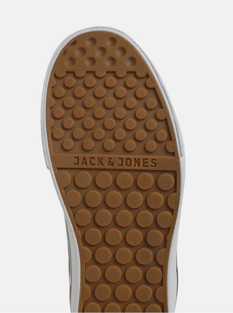 Černé pánské tenisky Jack & Jones Cali
