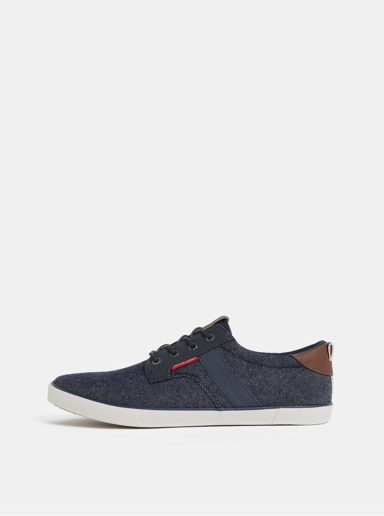 Pantofi sport barbatesti albastri melanj Jack & Jones Tank