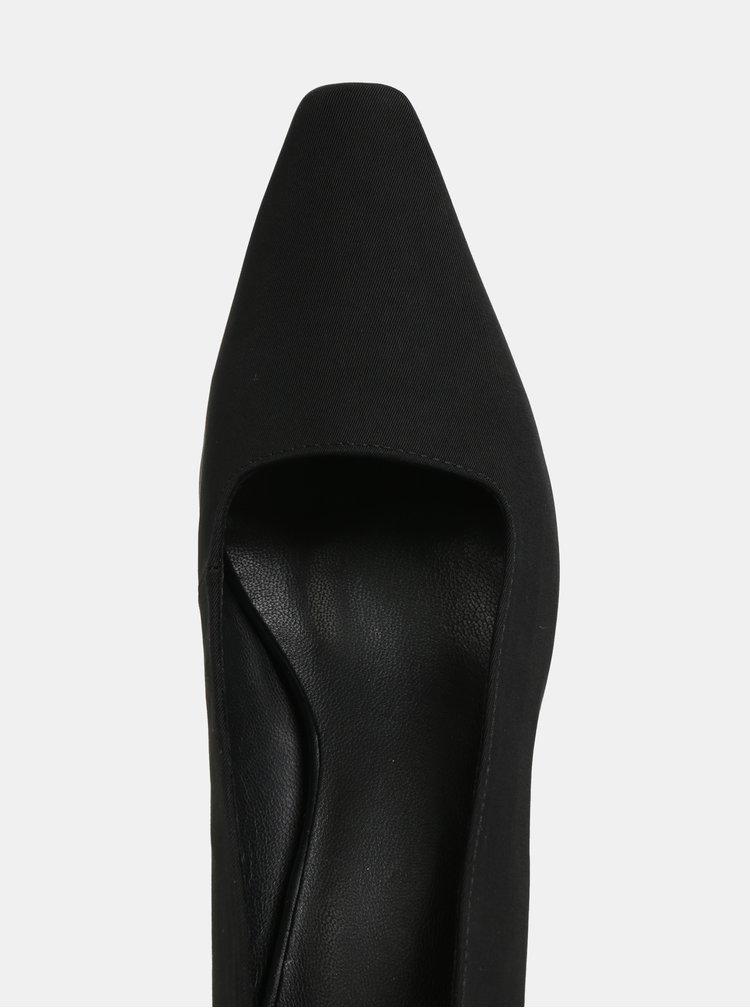 Černé lodičky Vagabond Lissie