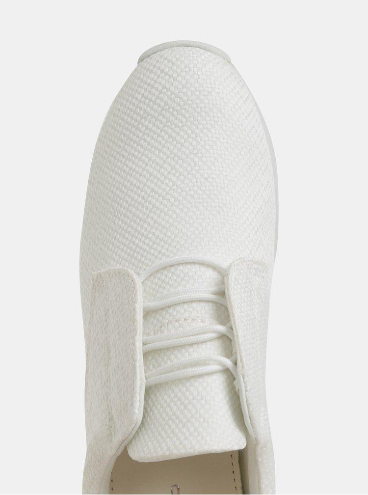 Biele dámske tenisky Vagabond Kasai