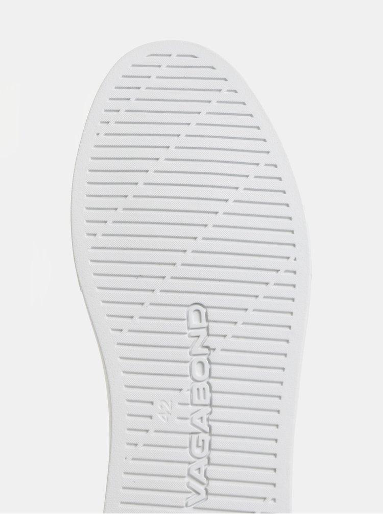 Pantofi sport barbatesti gri inchis din piele intoarsa Vagabond Paul