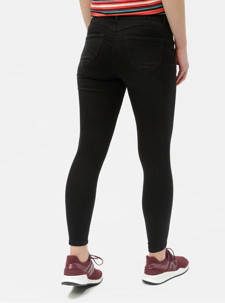 Černé push up džíny ONLY Peggy