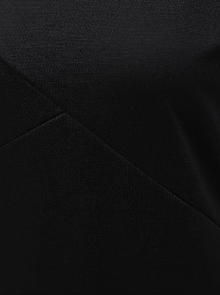 Černé šaty VERO MODA Vigga