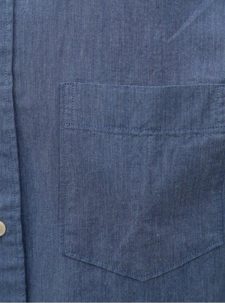 Modrá regular fit košile Selected Homme Landon
