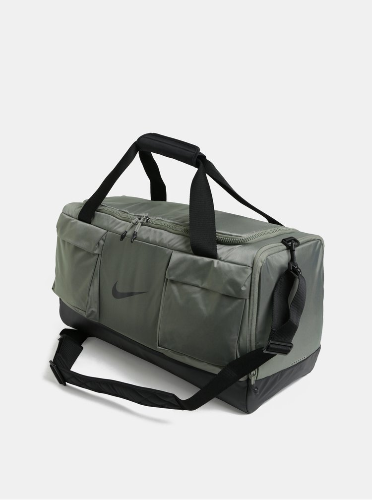 Khaki sportovní taška Nike 54 l