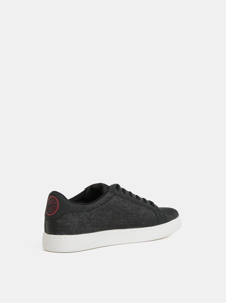 Pantofi sport negri Jack & Jones Trend