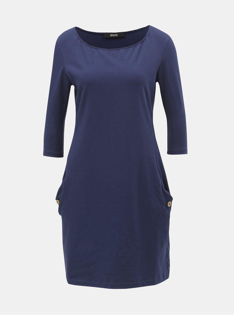 Tmavě modré šaty ZOOT