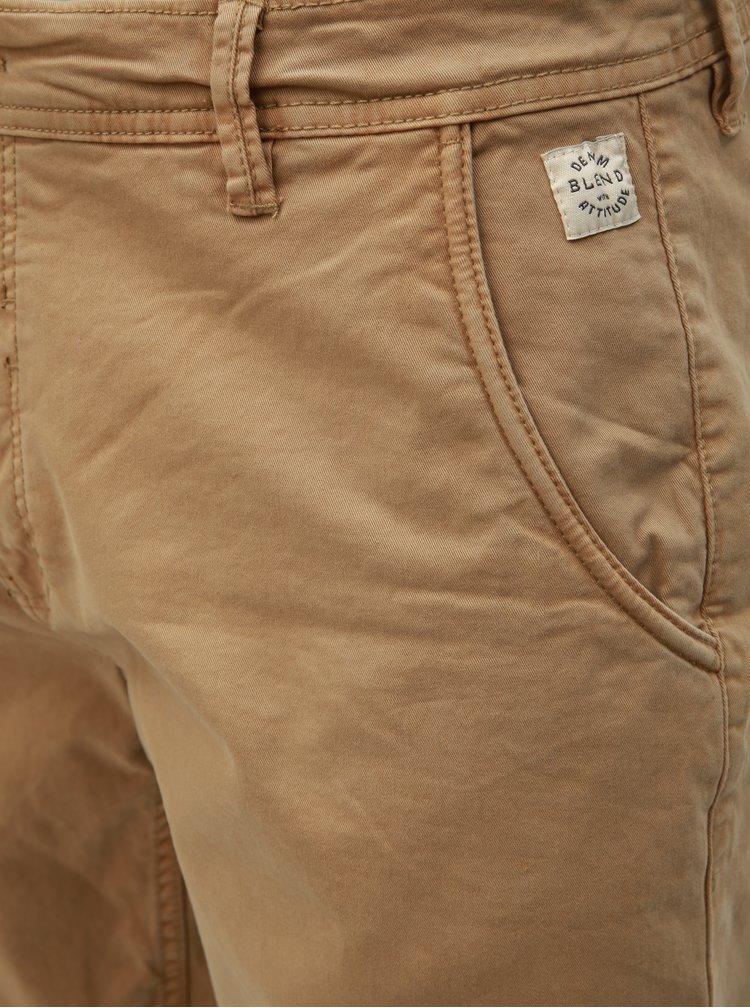 Pantaloni scurti bej chino Blend
