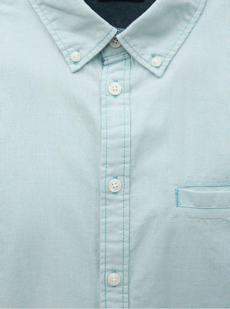 Camasa albastru deschis cu buzunar Blend