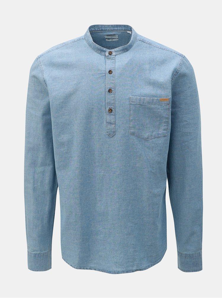 Camasa albastru deschis slim fit ONLY & SONS Toby