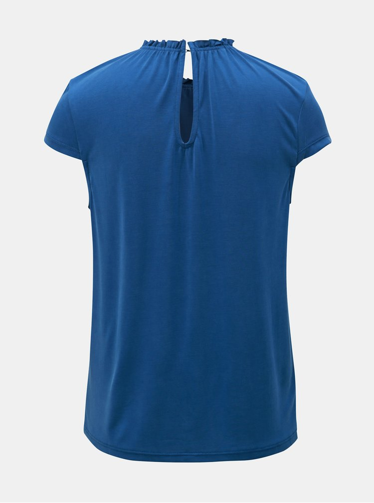 Modré tričko ONLY Free