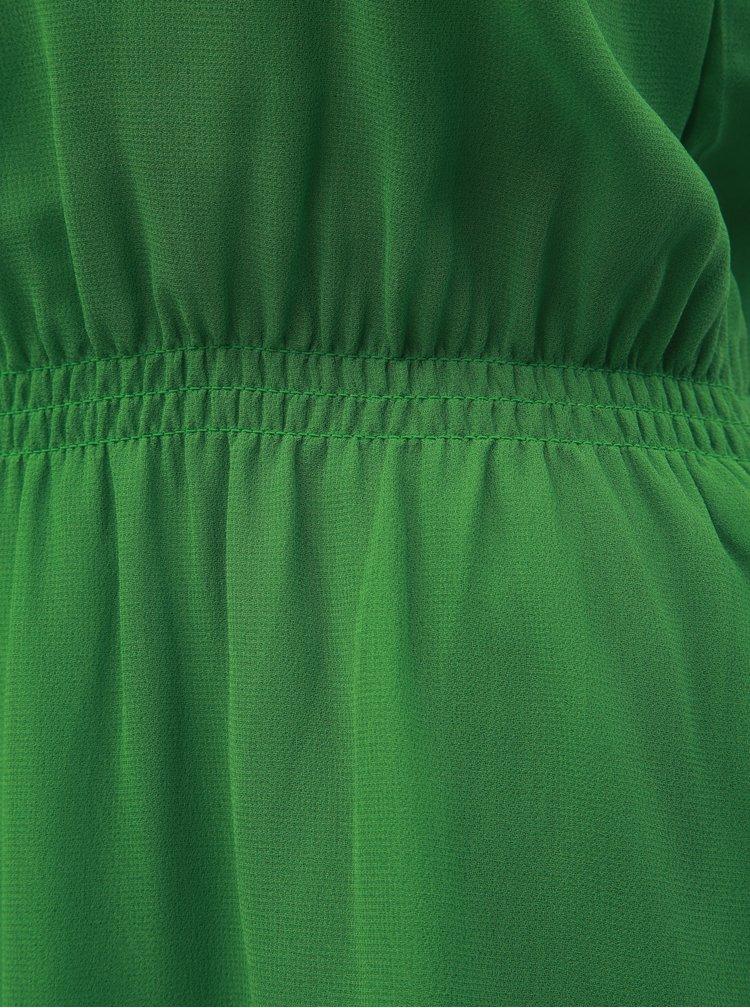 Zelené šaty Jacqueline de Yong Yahana