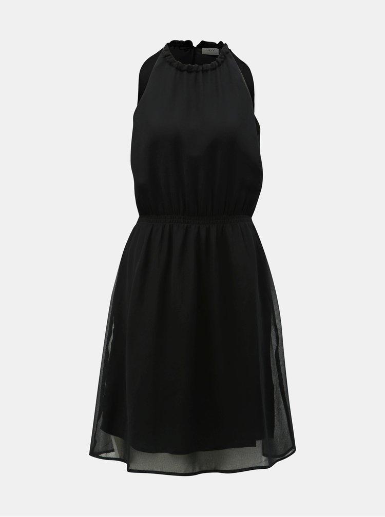 Černé šaty Jacqueline de Yong Yahana