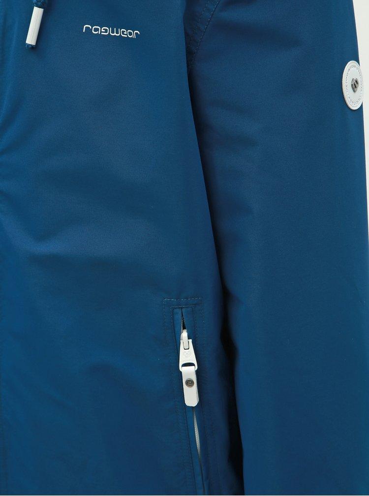 Jacheta barbateasca albastra impermeabila Ragwear Percy