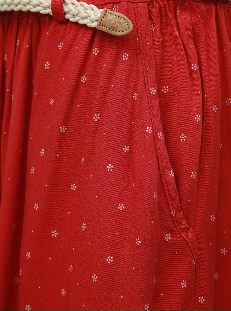 Fusta rosie cu model Ragwear Mare