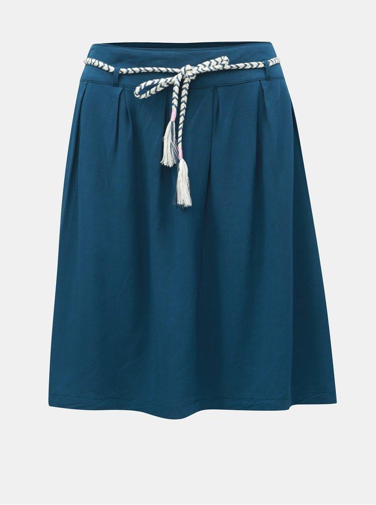 Modrá sukně Ragwear Debbie