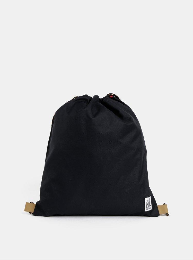 Sac negru impermeabil The Pack Society