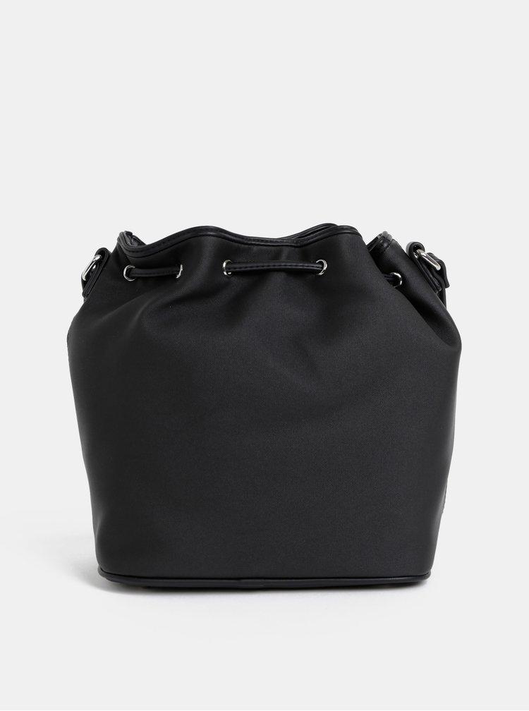 Geanta bucket neagra U.S. Polo Assn.