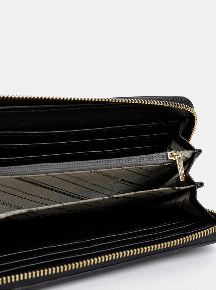 Portofel negru de dama U.S. Polo Assn.