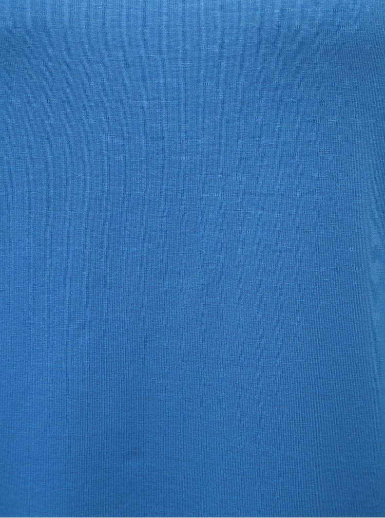 Tricou basic albastru AWARE by VERO MODA Ava
