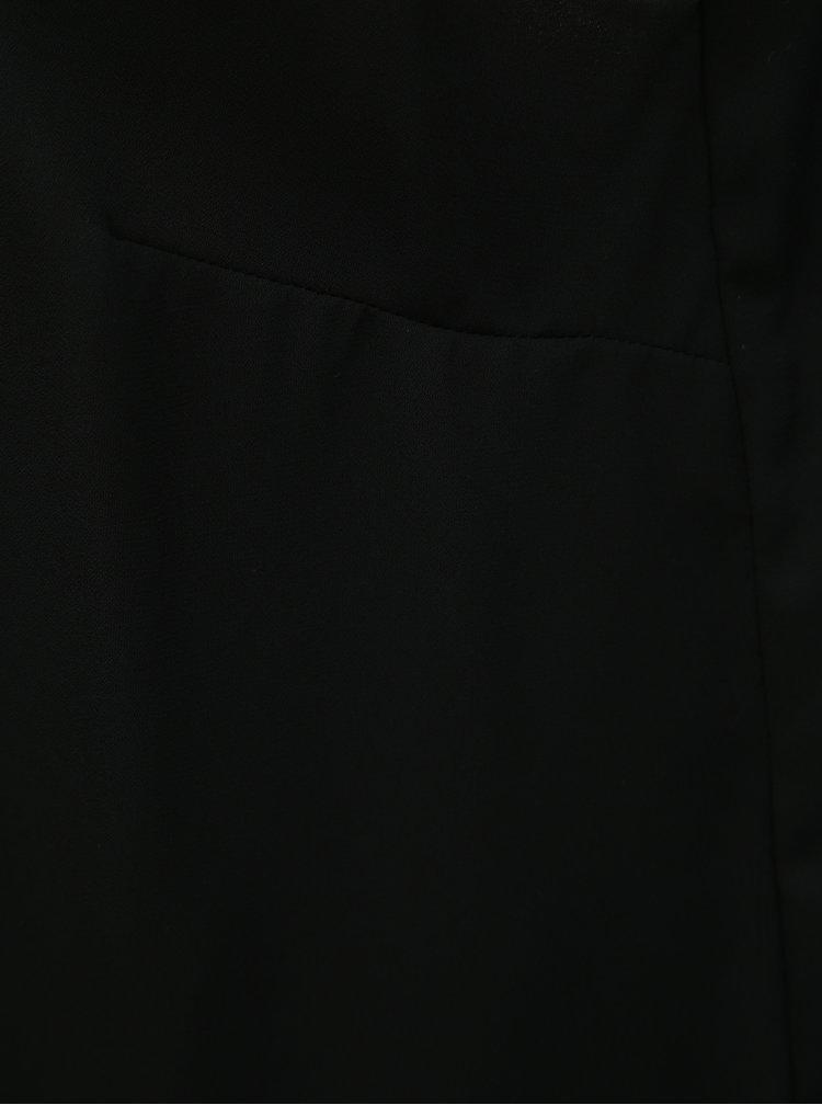 Černý top Dorothy Perkins