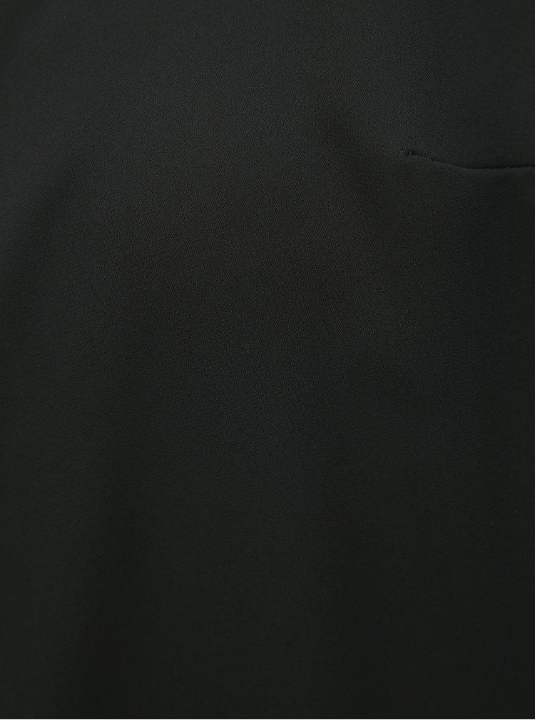 Černý top Dorothy Perkins Tall