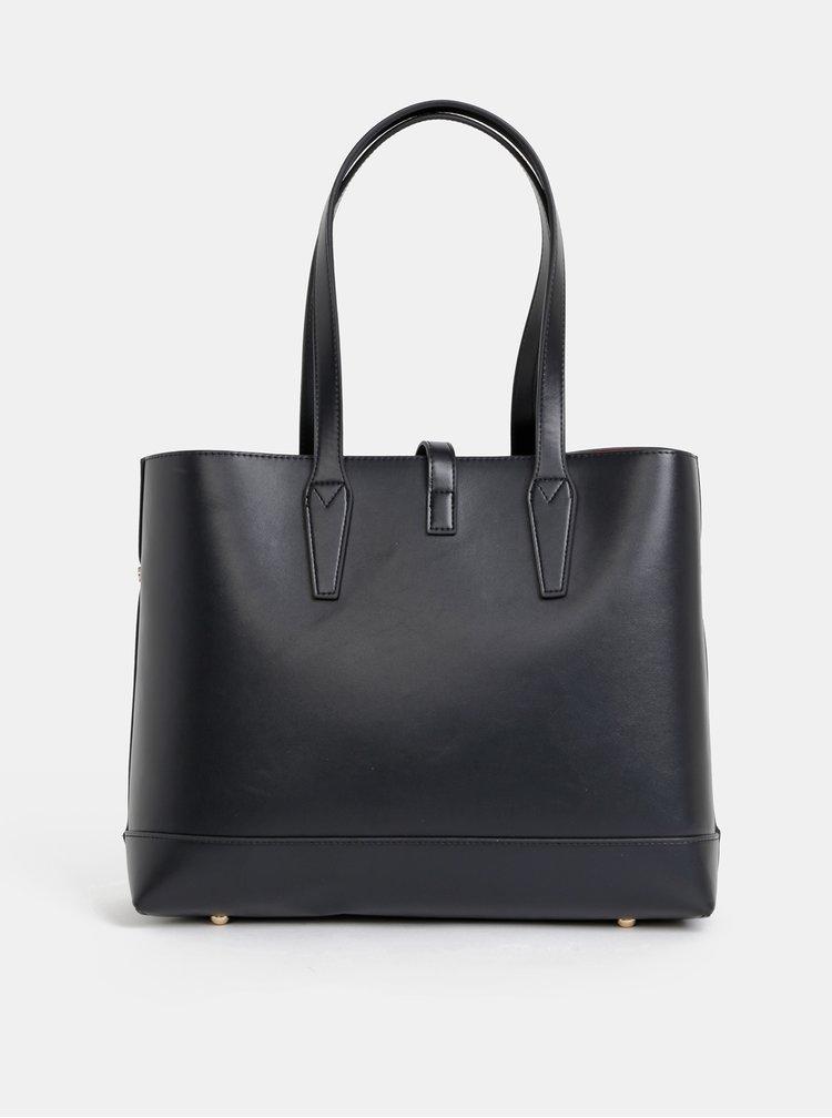 Čierna kabelka Paul's Boutique Evelyn