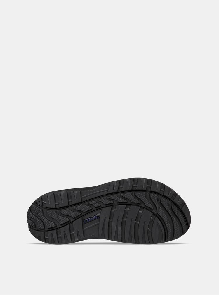 Sandale barbatesti albastru-negru cu model Teva
