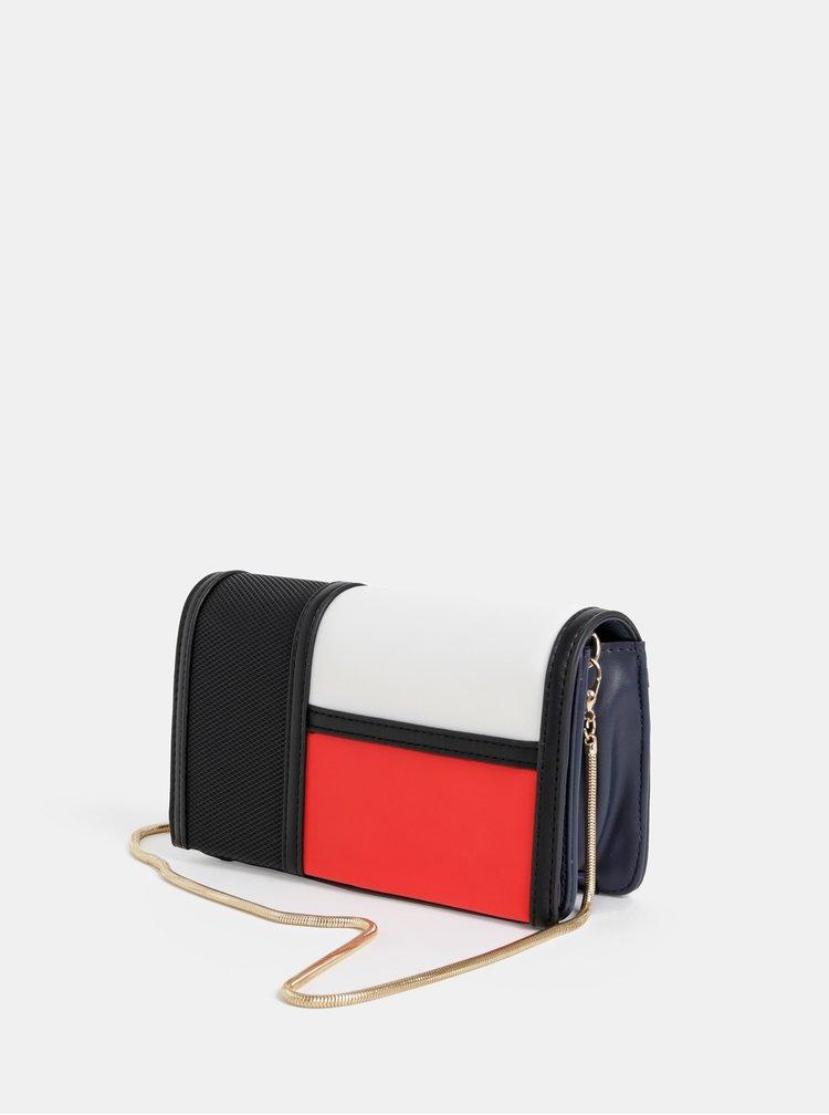 Červeno-černá crossbody kabelka Paul's Boutique Viviene