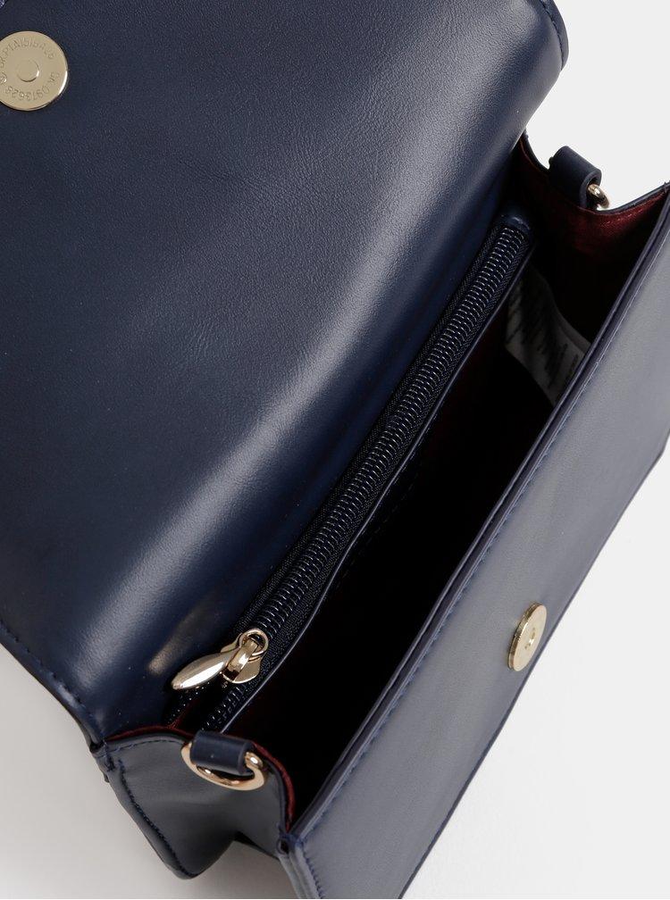 Červeno–čierna crossbody kabelka Paul's Boutique Viviene