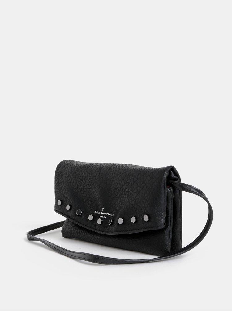 Černá crossbody kabelka Paul's Boutique Flo
