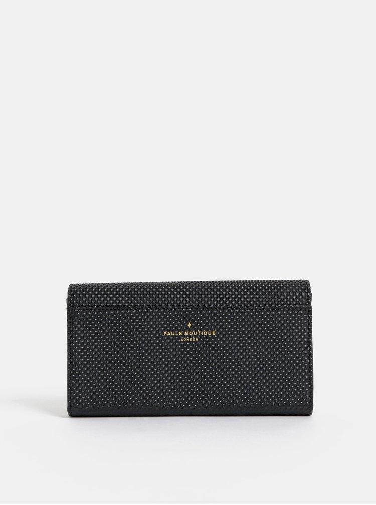 Černá velká peněženka Paul's Boutique Lane