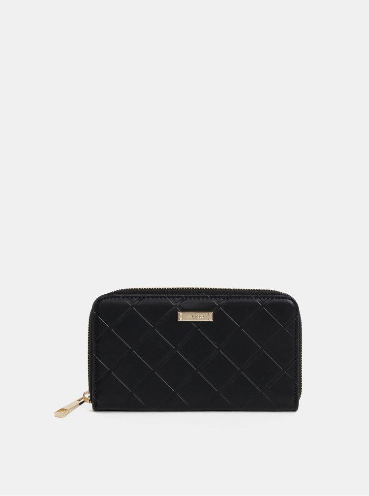 Čierna dámska vzorovaná peňaženka ALDO Friracien
