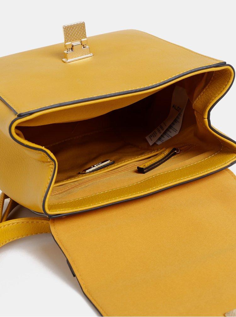 Hořčicový batoh ALDO Vigonza