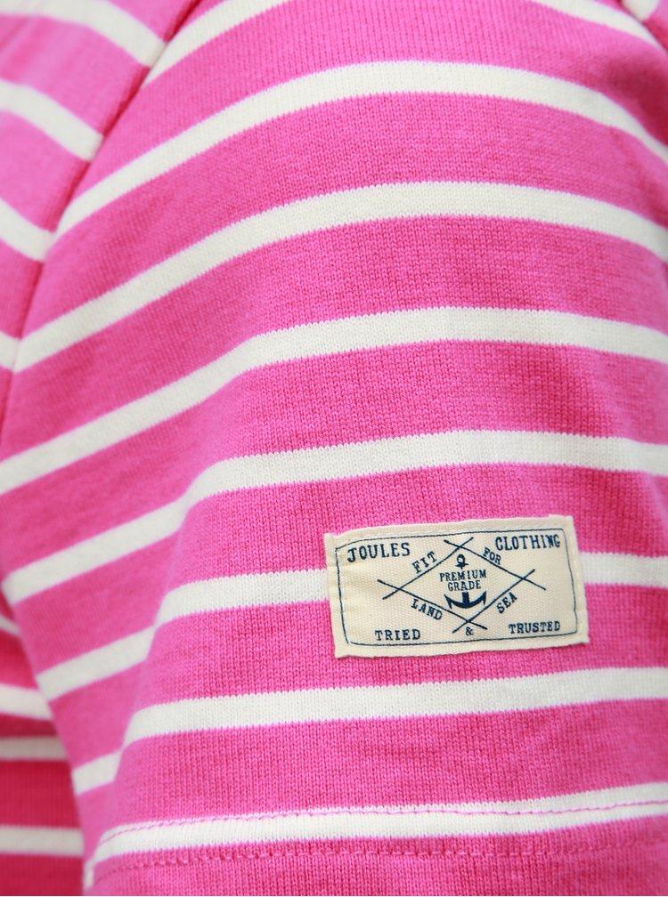 Rochie roz in dungi Tom Joule Riviera